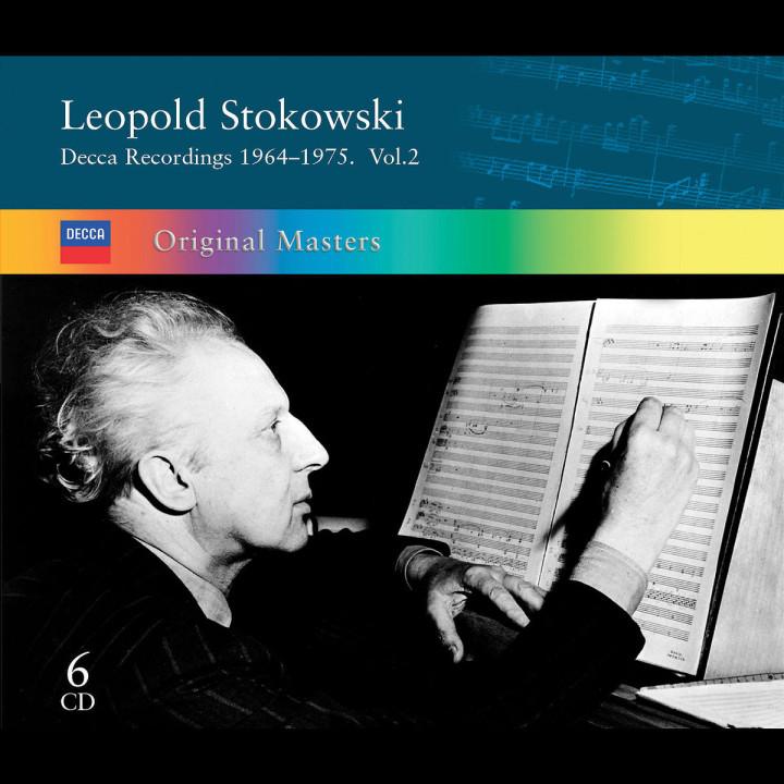 Stokowski - Die Decca Aufnahmen 1964-1975 (Vol. 2) 0028947560906