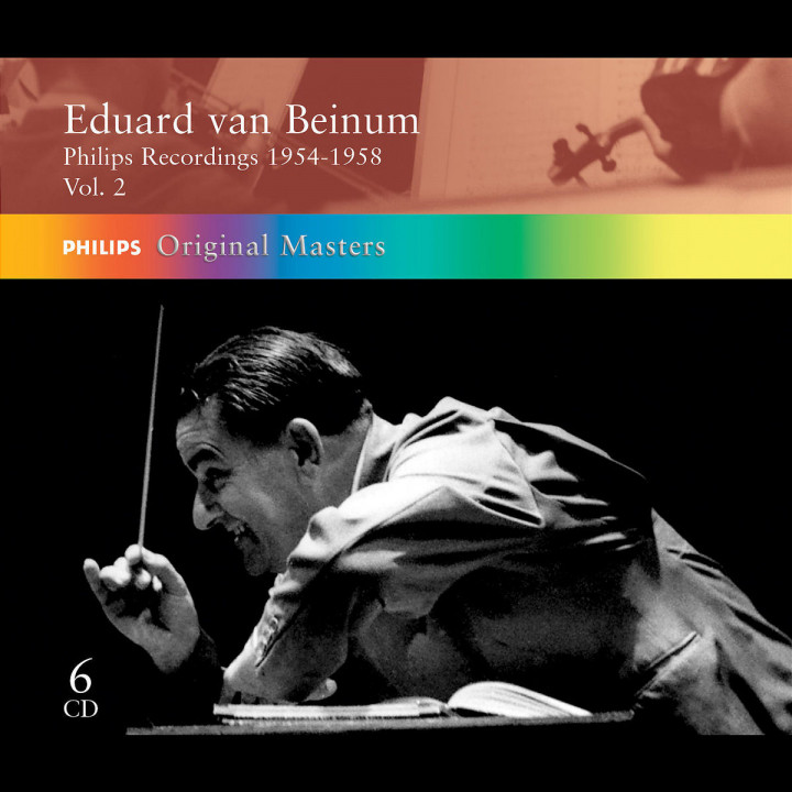 Eduard van Beinum - Philips Recordings 1954-1958 0028947563530