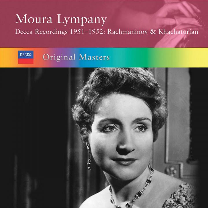 Moura Lympany /  Original Masters 0028947563688
