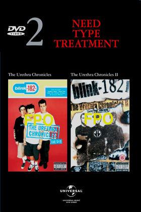 blink-182, The Urethra Chronicles I & II, 00602498123720