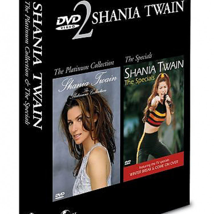 Shania Twain - The Platinum Collection 0602498132027