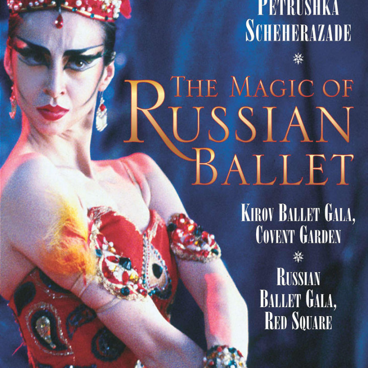 Russian Ballet Collection 0044007430734