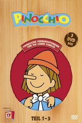 Pinocchio, Pinocchio (Teil 1-3), 00602498689547