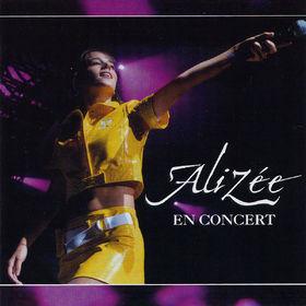 Alizée, En Concert, 00602498170335