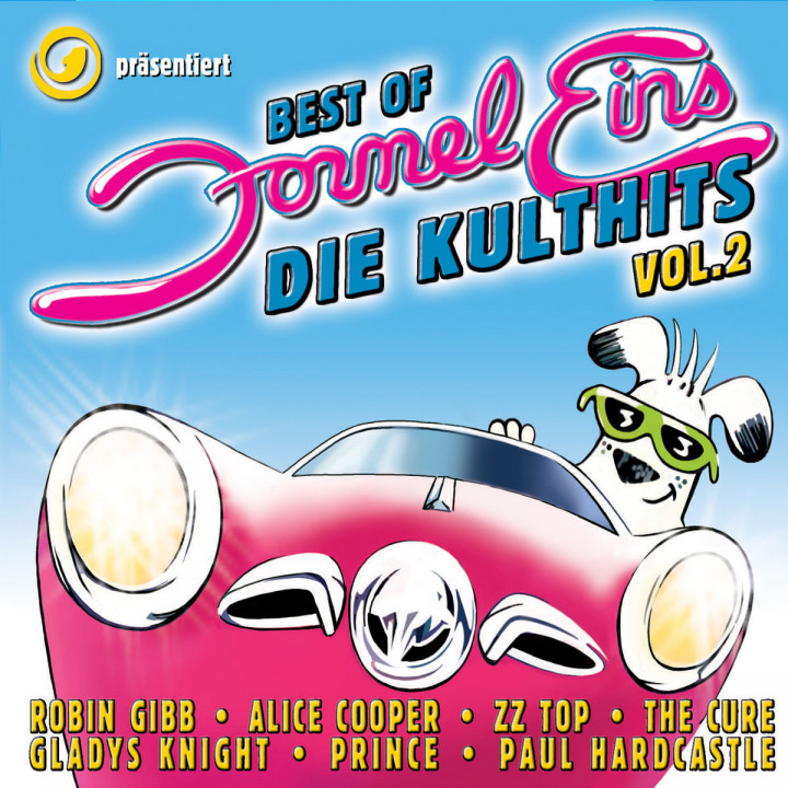Formel Eins - Best Of Die Kulthits Vol.2 / Compilation 0602498261635
