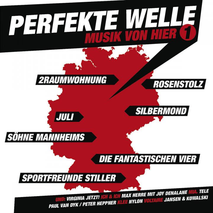 Perfekte Welle - Musik Von Hier 0602498693216
