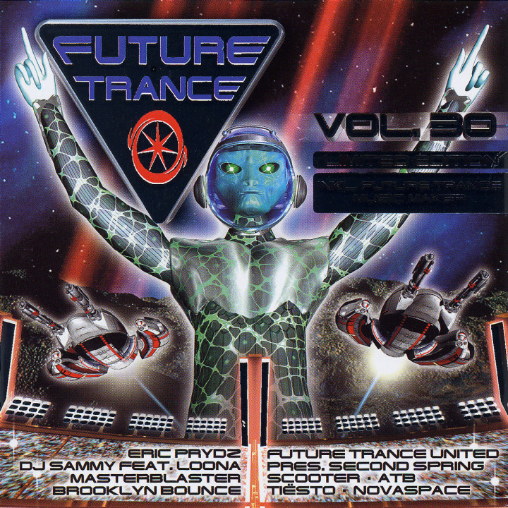 Future Trance (Vol. 30) - limited edition 0602498264557