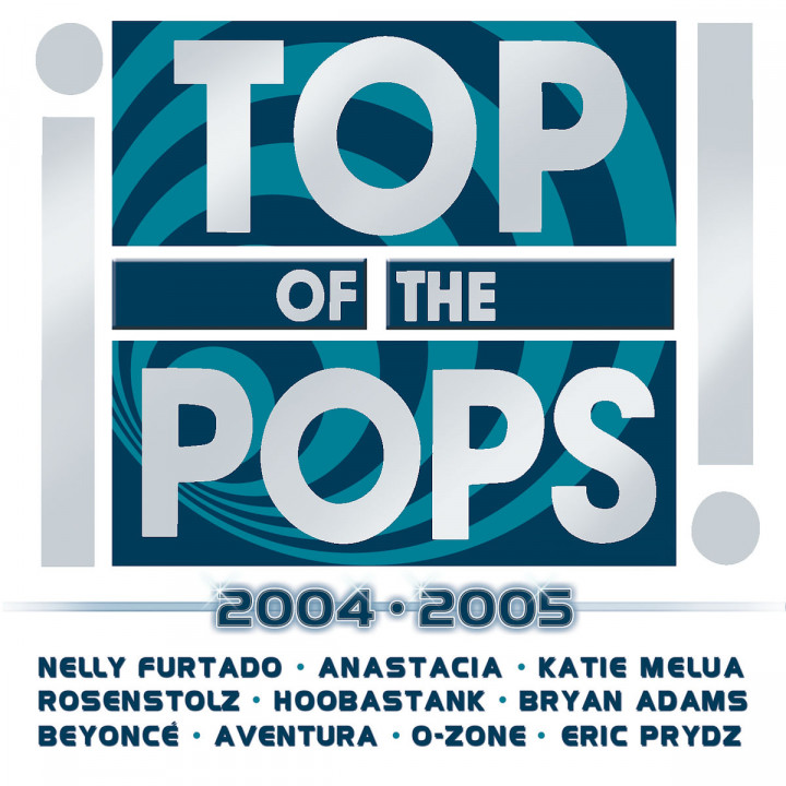 Top Of The Pops 2004/2005 0602498265709