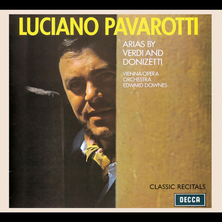 Luciano Pavarotti 0028947564140