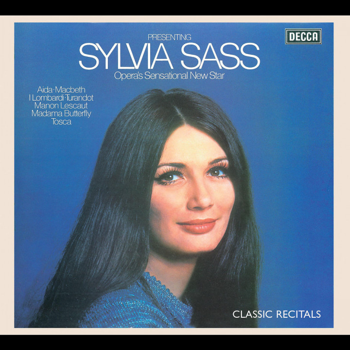 Sylvia Sass 0028947564151