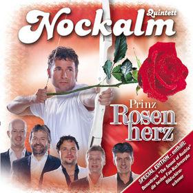 Nockalm Quintett, Prinz Rosenherz - Special Edition, 00602498696668