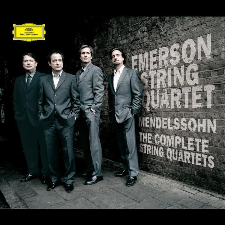 Mendelssohn: The String Quartets 0028947753702
