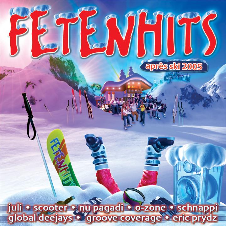 Fetenhits Aprés Ski 2005 0602498270235