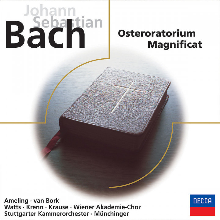 Bach: Osteroratorium + Magnificat 0028947671428