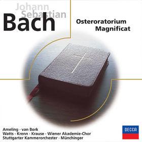 eloquence, Bach: Osteroratorium + Magnificat, 00028947671428