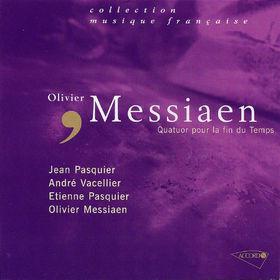 Olivier Messiaen, Quatuor pour la fin du Temps, 00028946174425