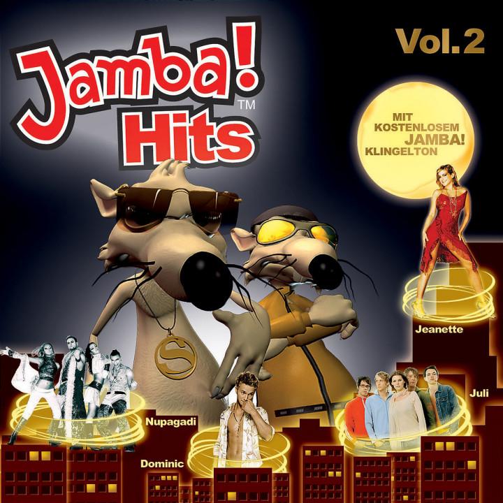 Jamba Hits (Vol. 2) 0602498270970
