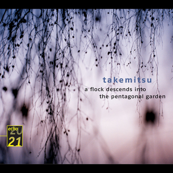 Takemitsu: Quatrain; A Flock descends 0028947753816