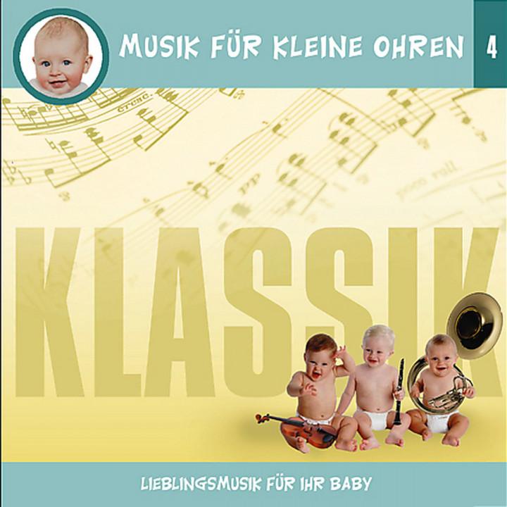 Musik für kleine Ohren - Klassik 0602498187083