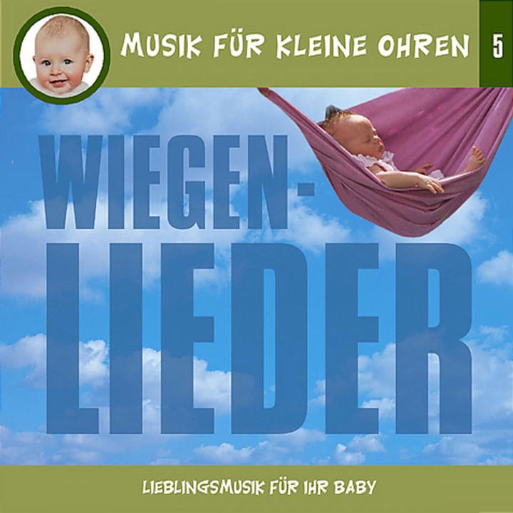 Musik für kleine Ohren - Wiegenlieder 0602498187108