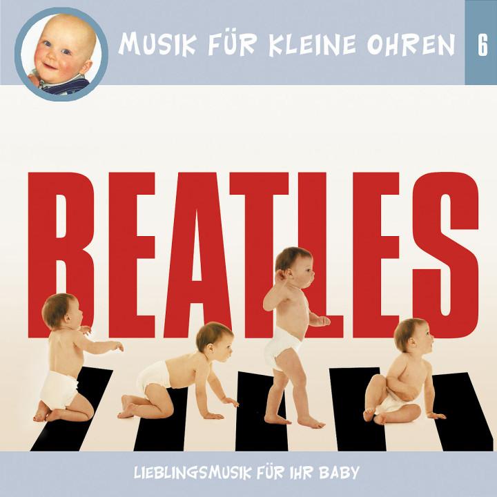Musik für kleine Ohren - Beatles 0602498187120