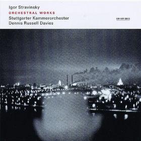 Igor Strawinsky, Werke Für Orchester, 00028947218623