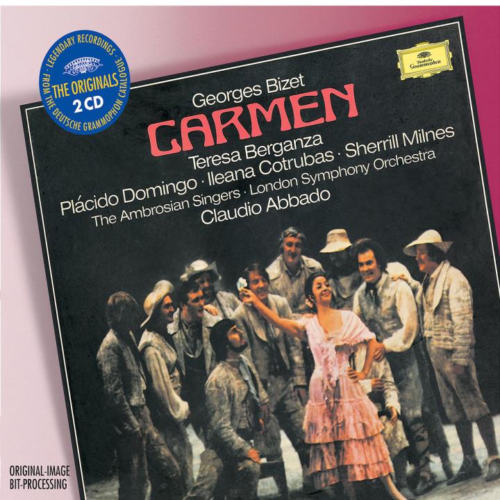 Bizet: Carmen 0028947753425