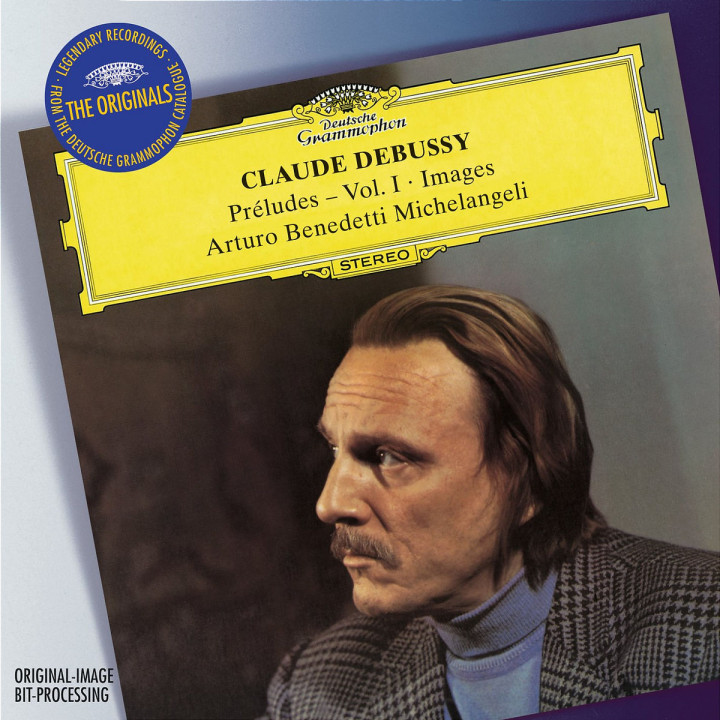 Debussy: Preludes (I); Images 0028947753458