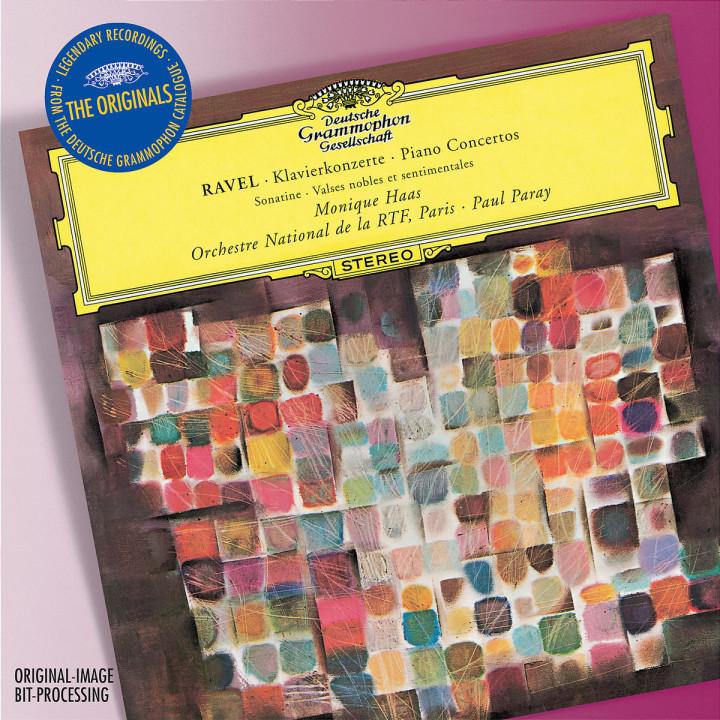 Ravel: Piano Concertos; Sonatine; Valses 0028947753539