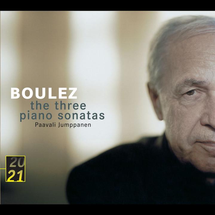 Boulez: Piano Sonatas Nos. 1-3 0028947753285