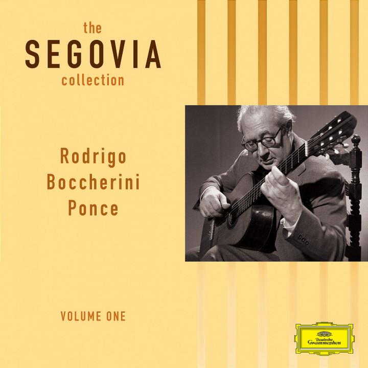 Rodrigo: Fantasia para un Gentilhombre / Ponce: Concierto del Sur / Boccherini: Guitar Concerto 0028947754758