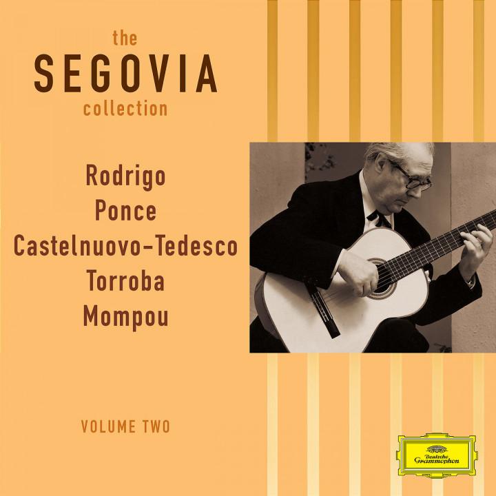 Moreno Torroba / Mompou / Castelnuovo-Tedesca / Ponce / Esplá / Rodrigo: Solo guitar pieces 0028947754769