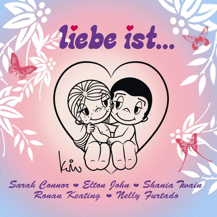 Liebe Ist ... / Compilation