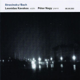 Johann Sebastian Bach, Stravinsky - Bach, 00028947276722
