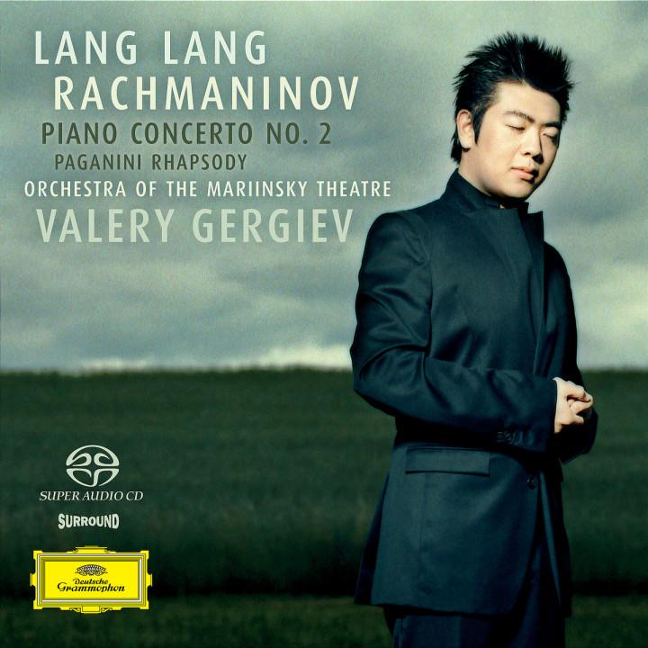 Rachmaninov: Piano Concerto No.2; Rhapsody on a Theme of Paganini 0028947752310