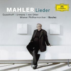Gustav Mahler, Mahler: Song Cycles, 00028947753292