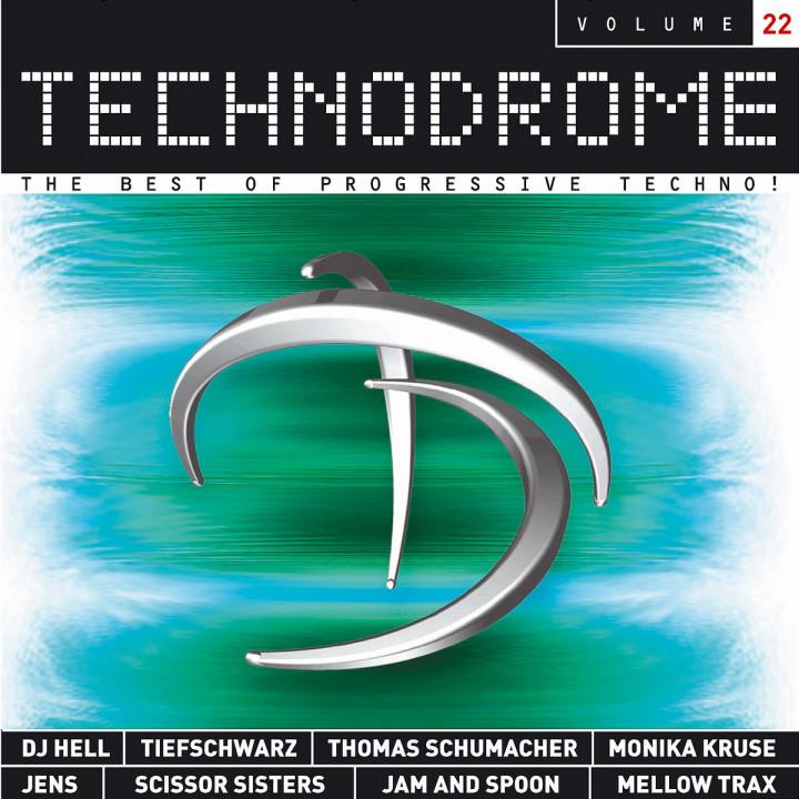 Technodrome Vol. 22 0602498274376