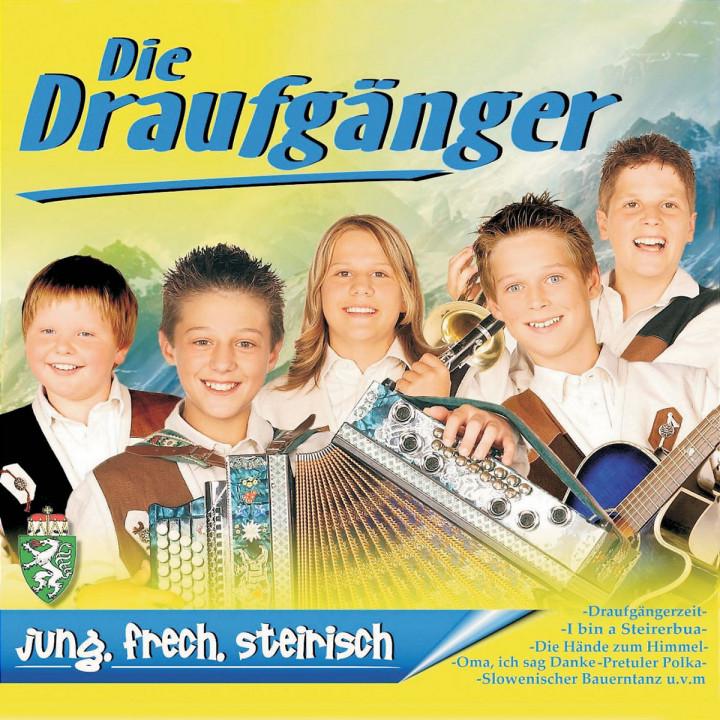 Jung, Frech, Steirisch 0602498701920
