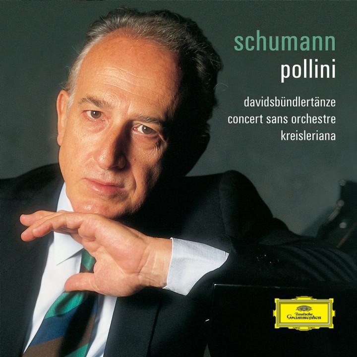 Schumann: Davidsbündlertänze op. 6: + Kreisleriana 0028947136828