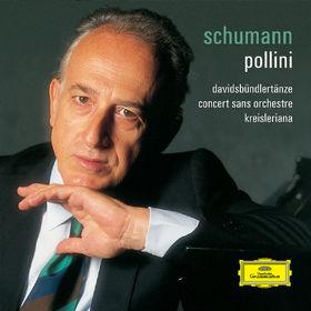 Robert Schumann, Davidsbündlertänze, Klaviersonate Nr. 3 f-moll, Kreisleriana, 00028947136828