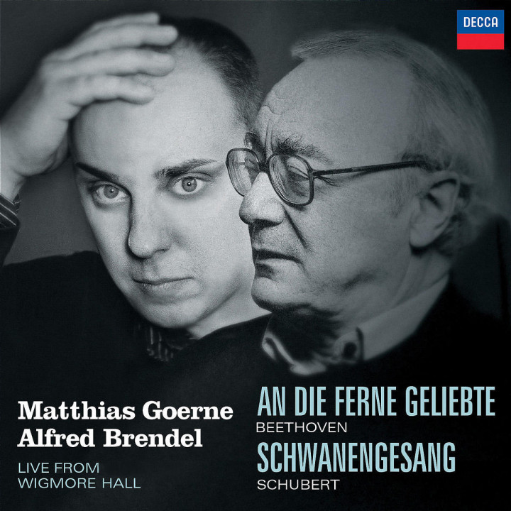 Schubert: Schwanengesang/Beethoven: An die Ferne Geliebte 0028947560113