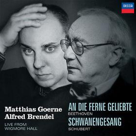 Schubert: Schwanengesang/Beethoven: An die Ferne Geliebte, 00028947560111