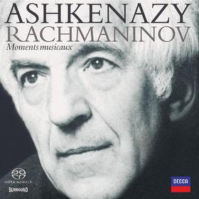 Vladimir Ashkenazy, Moments musicaux, 00028947561989