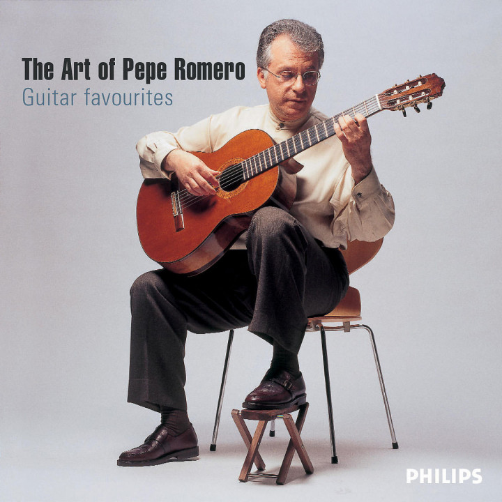 The Art Of Pepe Romero 0028947563600
