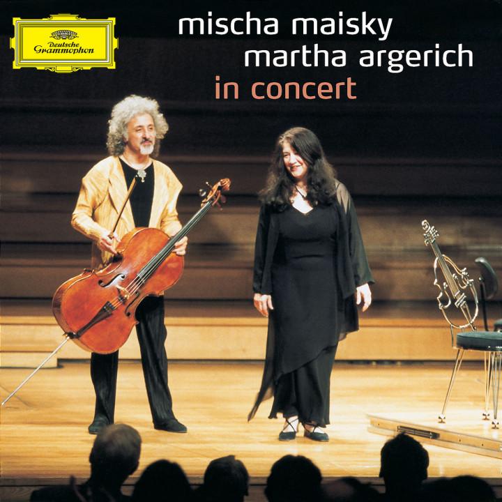 Mischa Maisky / Martha Argerich - In Concert 0028947753230