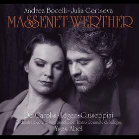 Andrea Bocelli, Massenet: Werther, 00028947565574