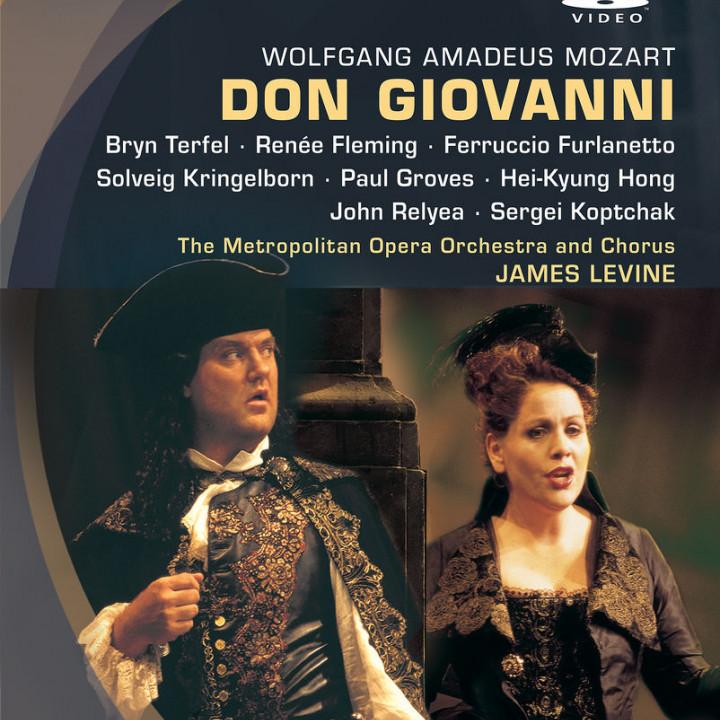 Mozart: Don Giovanni 0044007340105