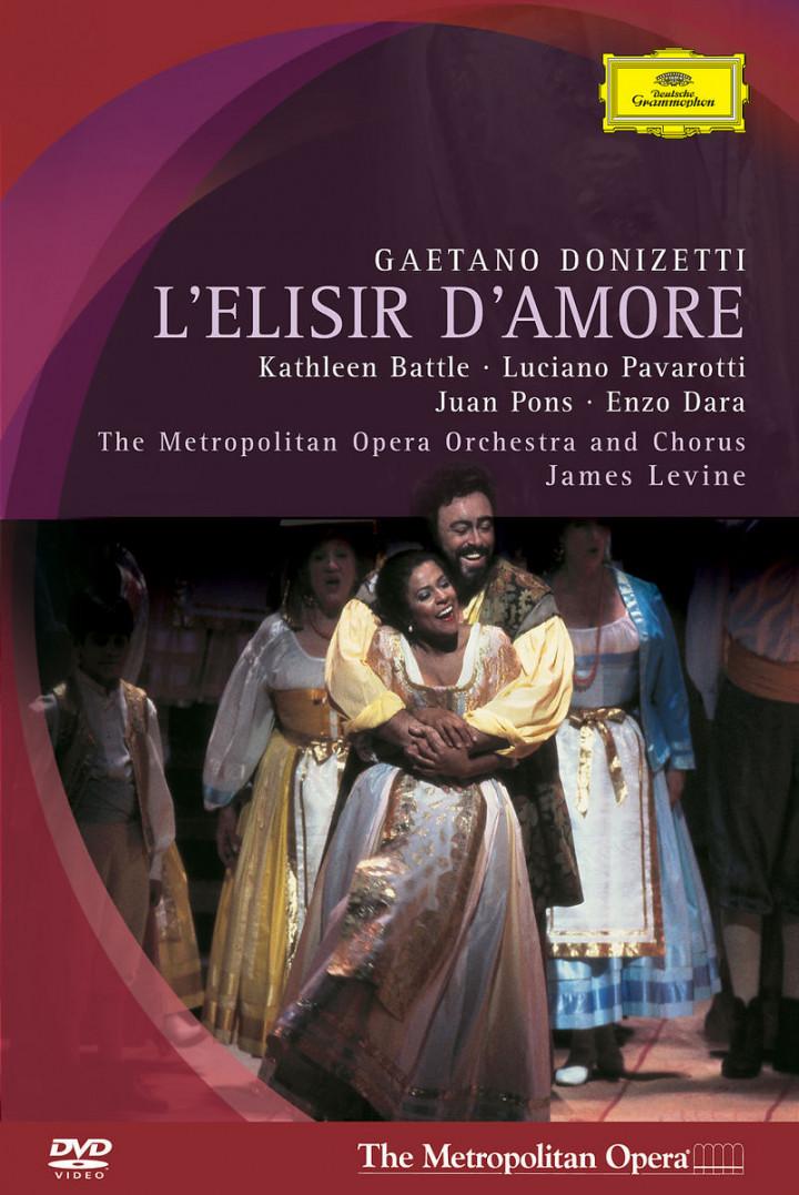 Donizetti: L'elisir d'amore 0044007340219