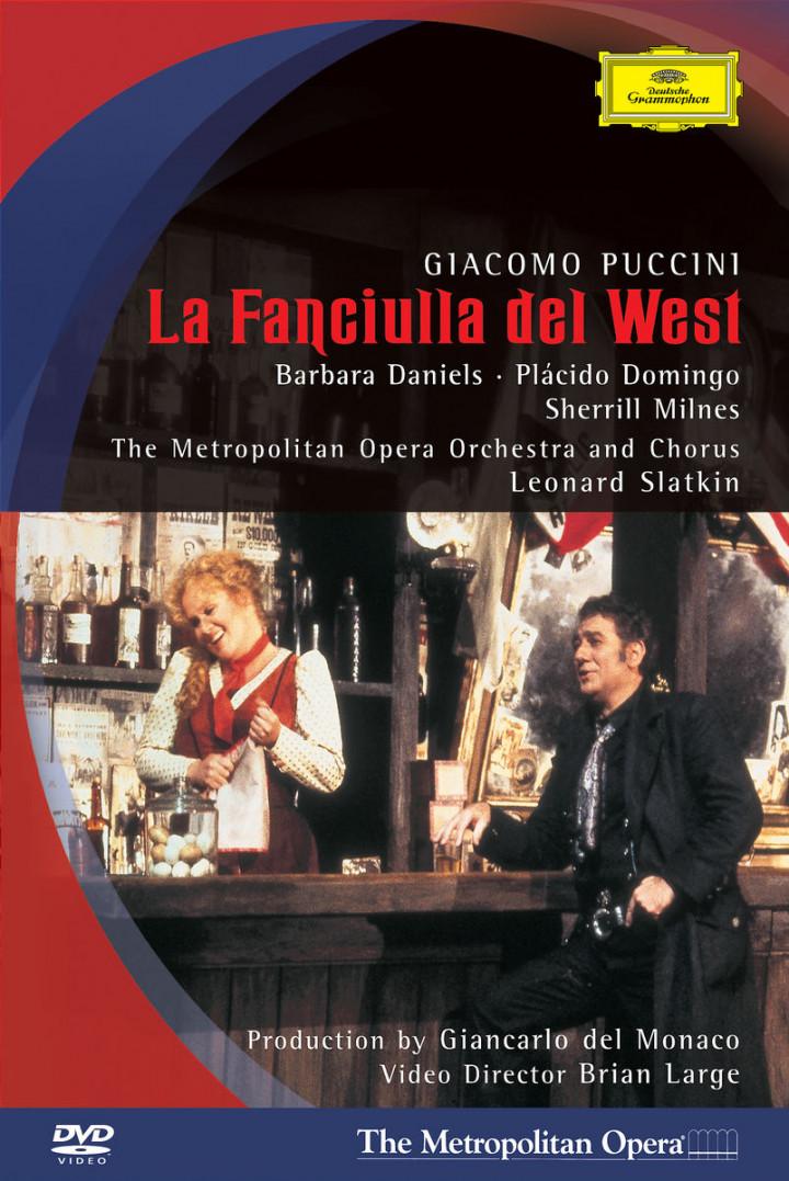 Puccini: La Fanciulla Del West 0044007340231