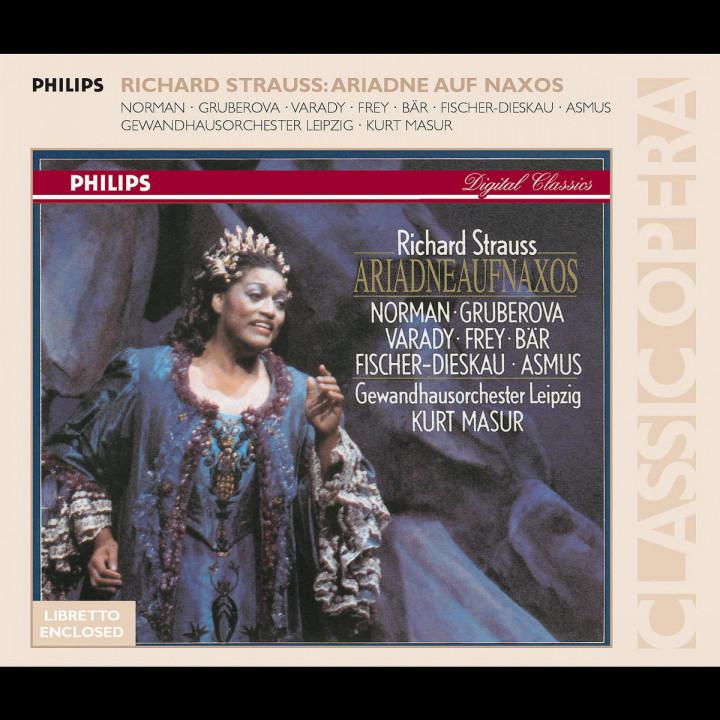 Strauss, R.: Ariadne auf Naxos 0028947566740
